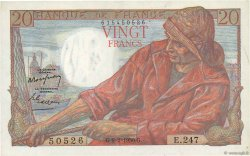 20 Francs PÊCHEUR FRANCE  1950 F.13.17a pr.NEUF