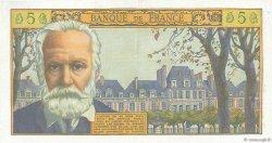 5 Nouveaux Francs VICTOR HUGO FRANCE  1959 F.56.01 SUP