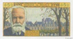 5 Nouveaux Francs VICTOR HUGO FRANCE  1965 F.56.19 SUP+
