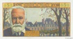 5 Nouveaux Francs VICTOR HUGO FRANCE  1965 F.56.20 SPL
