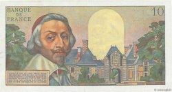 10 Nouveaux Francs RICHELIEU FRANCE  1959 F.57.01 TTB+