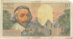 10 Nouveaux Francs RICHELIEU FRANCE  1960 F.57.05 AB