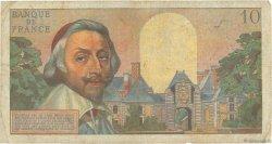 10 Nouveaux Francs RICHELIEU FRANCE  1960 F.57.08 B+