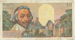 10 Nouveaux Francs RICHELIEU FRANCE  1961 F.57.16 TB+