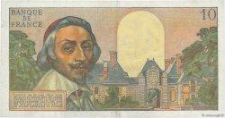 10 Nouveaux Francs RICHELIEU FRANCE  1961 F.57.16 TTB