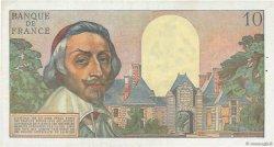 10 Nouveaux Francs RICHELIEU FRANCE  1962 F.57.19 TTB+