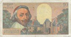 10 Nouveaux Francs RICHELIEU FRANCE  1962 F.57.21 TB+