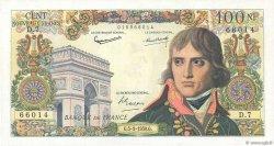 100 Nouveaux Francs BONAPARTE FRANCE  1959 F.59.01 TTB