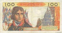 100 Nouveaux Francs BONAPARTE FRANCE  1959 F.59.01 B+