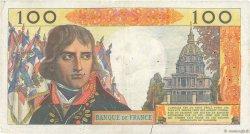 100 Nouveaux Francs BONAPARTE FRANCE  1959 F.59.04 TB