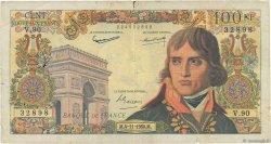 100 Nouveaux Francs BONAPARTE FRANCE  1960 F.59.08 B