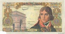 100 Nouveaux Francs BONAPARTE FRANCE  1960 F.59.09 B