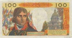 100 Nouveaux Francs BONAPARTE FRANCE  1961 F.59.10 TB