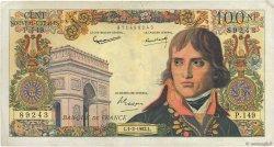 100 Nouveaux Francs BONAPARTE FRANCE  1962 F.59.13 TB+
