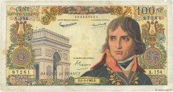 100 Nouveaux Francs BONAPARTE FRANCE  1962 F.59.14 TB+