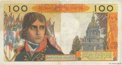 100 Nouveaux Francs BONAPARTE FRANCE  1962 F.59.15 TB+