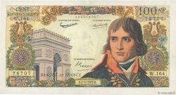 100 Nouveaux Francs BONAPARTE FRANCE  1962 F.59.15 TTB