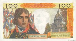 100 Nouveaux Francs BONAPARTE FRANCE  1962 F.59.16 SUP