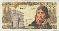 100 Nouveaux Francs BONAPARTE FRANCE  1962 F.59.16 pr.TTB