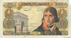 100 Nouveaux Francs BONAPARTE FRANCE  1963 F.59.21 B+