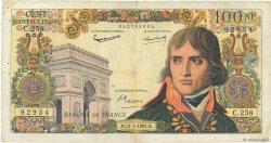 100 Nouveaux Francs BONAPARTE FRANCE  1963 F.59.22 B+