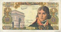 100 Nouveaux Francs BONAPARTE FRANCE  1963 F.59.24 TB