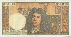 500 Nouveaux Francs MOLIÈRE FRANCE  1965 F.60.08 TTB+