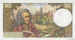 10 Francs VOLTAIRE FRANCE  1964 F.62.09 SPL