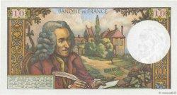 10 Francs VOLTAIRE FRANCE  1965 F.62.12 SPL