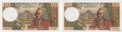 10 Francs VOLTAIRE FRANCE  1965 F.62.12 SUP+