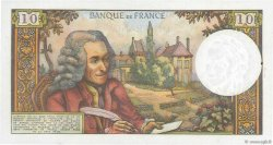 10 Francs VOLTAIRE FRANCE  1965 F.62.13 SUP+