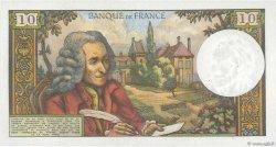 10 Francs VOLTAIRE FRANCE  1965 F.62.15 SUP+