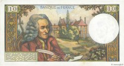 10 Francs VOLTAIRE FRANCE  1967 F.62.26 SUP