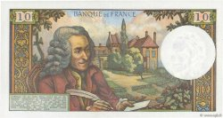 10 Francs VOLTAIRE FRANCE  1967 F.62.29 SUP