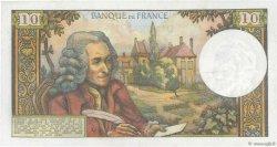 10 Francs VOLTAIRE FRANCE  1969 F.62.36 TTB+