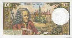 10 Francs VOLTAIRE FRANCE  1969 F.62.37 pr.NEUF