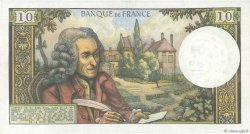 10 Francs VOLTAIRE FRANCE  1970 F.62.43 SUP