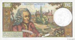 10 Francs VOLTAIRE FRANCE  1973 F.62.60 SPL