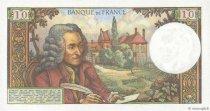 10 Francs VOLTAIRE FRANCE  1973 F.62.62 pr.NEUF