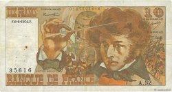 10 Francs BERLIOZ FRANCE  1974 F.63.05 TB