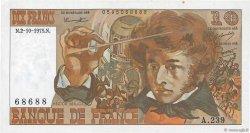 10 Francs BERLIOZ FRANCE  1975 F.63.13 SUP+