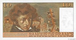 10 Francs BERLIOZ FRANCE  1976 F.63.17a SPL