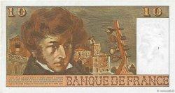 10 Francs BERLIOZ FRANCE  1976 F.63.17a SUP