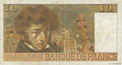 10 Francs BERLIOZ FRANCE  1976 F.63.17a TB