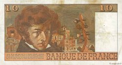 10 Francs BERLIOZ FRANCE  1976 F.63.19 TB