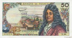 50 Francs RACINE FRANCE  1965 F.64.08 pr.SUP