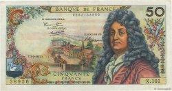 50 Francs RACINE FRANCE  1967 F.64.09 TTB