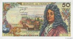 50 Francs RACINE FRANCE  1967 F.64.10 SUP+