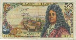 50 Francs RACINE FRANCE  1967 F.64.10 B+