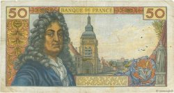 50 Francs RACINE FRANCE  1969 F.64.13 B+